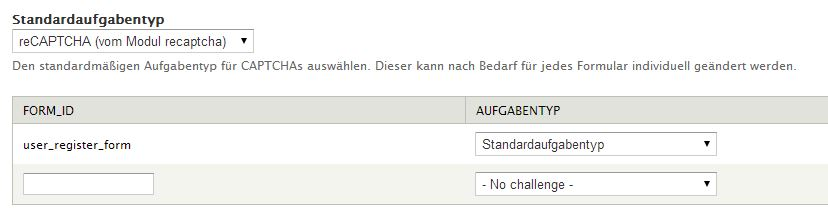 Drupal 6 upgrade auf Drupal 7 Captcha